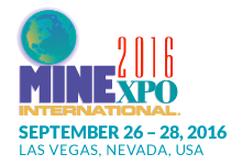 Mine Expo International 2016